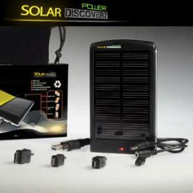 Solar Power Discovery