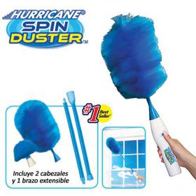 Hurricane Spin Duster