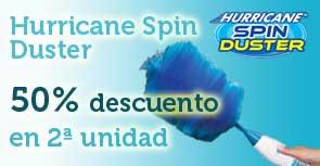 Spin Duster 50% descuento 2º unidad teletienda BOTOPRO